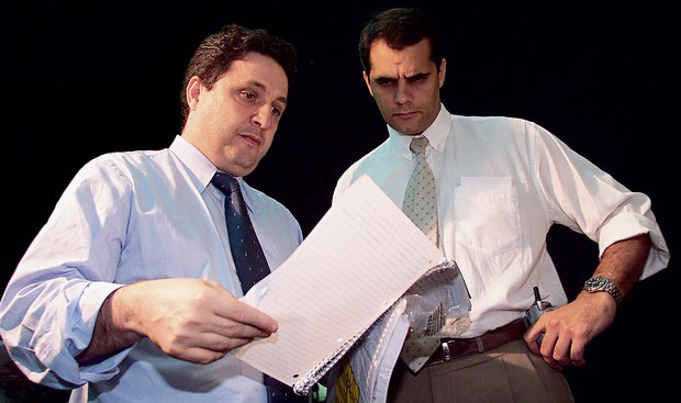 Garotinho e seu ex-chefe de Policia Civi
