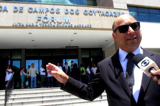 Ferna ndo Fernandes, o milionário advogado de Garotinho, um deles. (Foto Terceira Via)