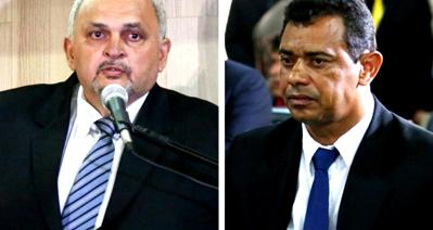 Carlos Canaã (PTC) e Geraldinho de Santa Cruz (PSDB)