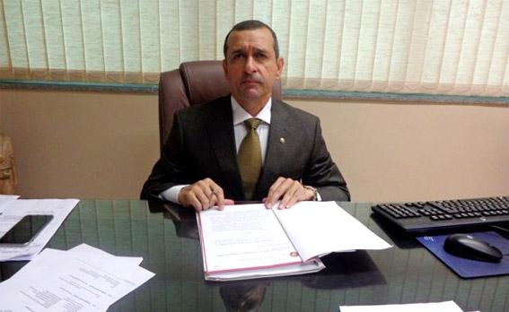 o juiz Glaucenir de Oliveira, que atua em Campos dos Goytacazes