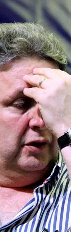 O Colecionador de Derrotas e dores de cabeça