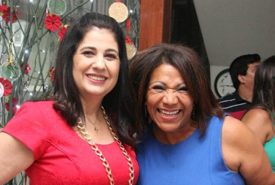 Rosinha a sua ex-secretaria Linda Mara com nova prisão decretada