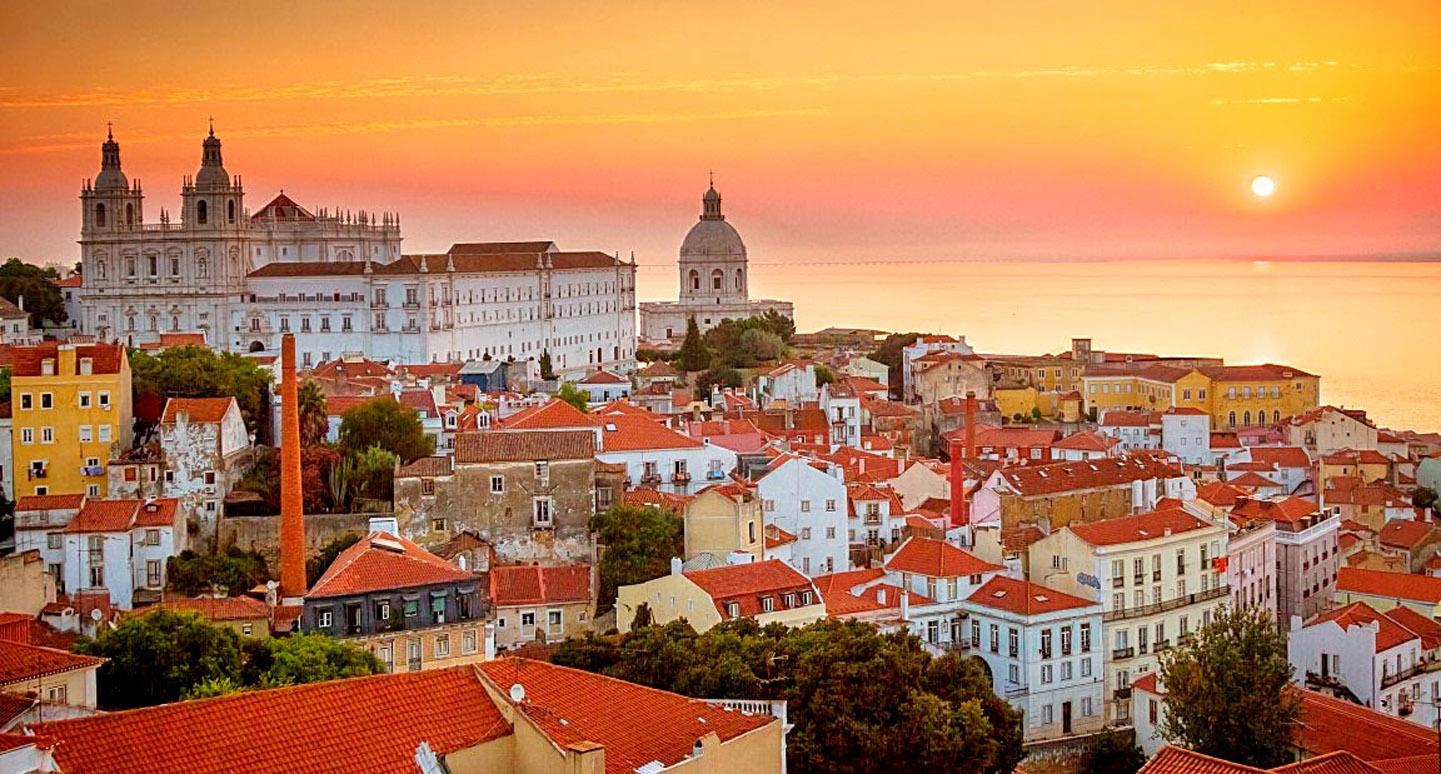 Delatores de gosto refinados, escolheram um dos melhor5es destinos da Europa