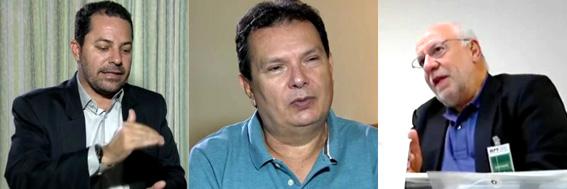 Niomar Calazans e Henrique José Pinto, ex-integrantes do PROS, endossam acusações do ex-diretor da Odebrecht Alexandrino Alencar