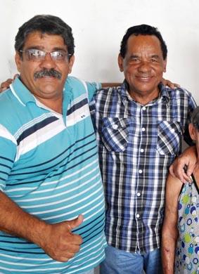 Os ex-amigos João e Zé