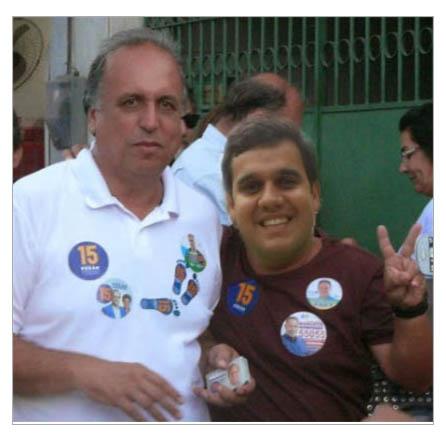 Publicada no Blog de Garotinho, domingo/16