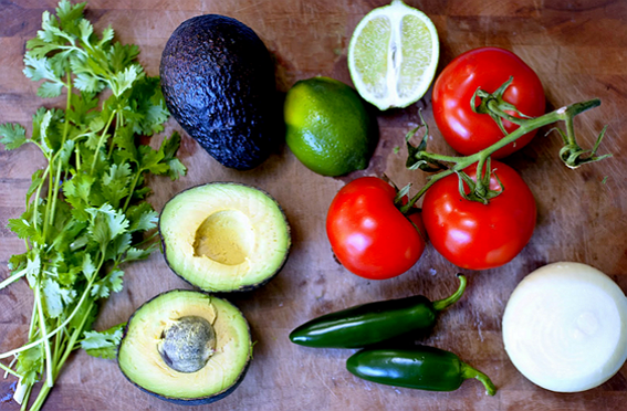 guacamole-ingredientes
