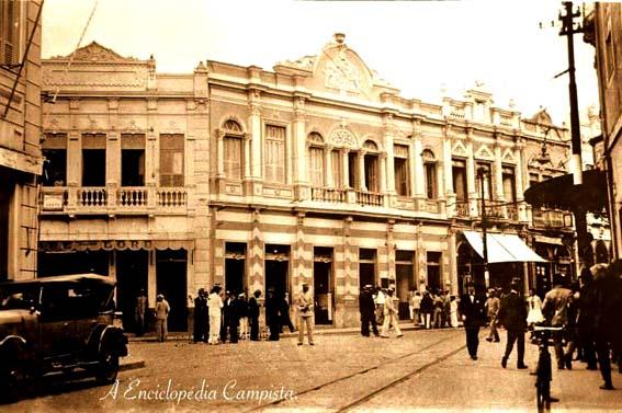Rua 7 já no século XX