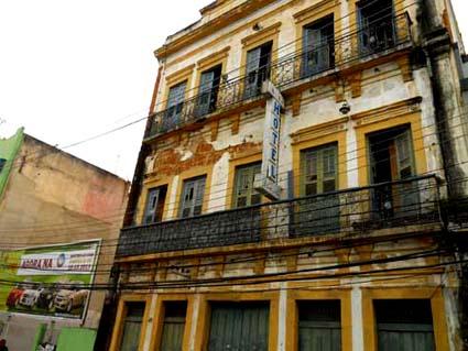 Antigo Hotel Flávio