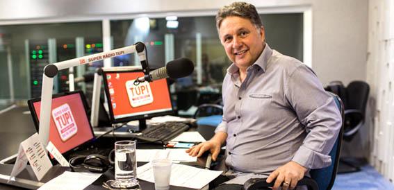Garotinho foi preso pela Polícia Federal na Rádio Tupi, em seu principal bunker de virulentos ataques a adversários