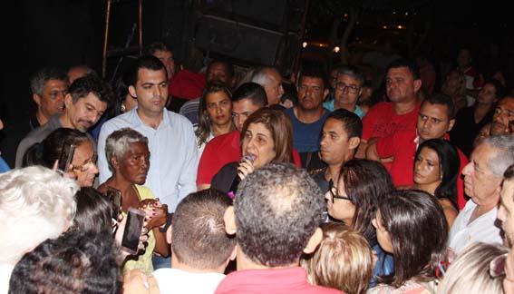 Após decisão, Rosinha ataca autoridades processuais. Foto Antonio Leudo/Folha da Manhã