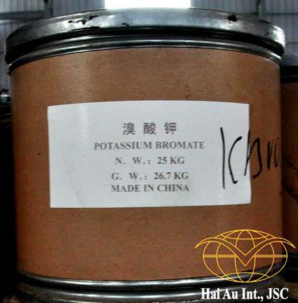 bromato-china