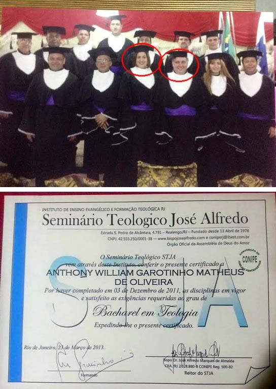 """será que o curso superior de """"Teologia à Distância"""", do Seminário Teológico José Alfredo – STJA vale para isso?"""